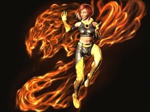 Jean Grey aka The Phoenix